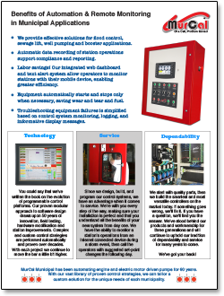 Benefits of Municipal Engine Automation Bulletin
